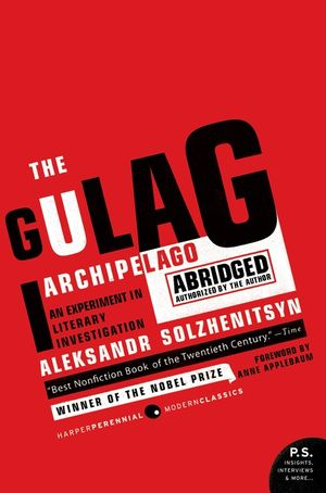 The Gulag Archipelago 1918-1956 Abridged book image