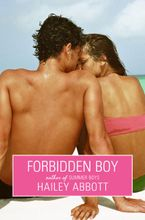 Forbidden Boy Paperback  by Hailey Abbott