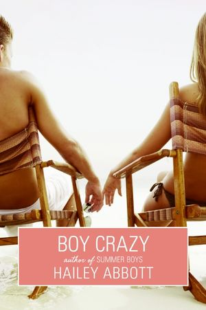 Boy Crazy book image