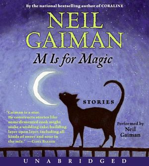 M Is for Magic CD