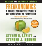 Freakonomics Rev Ed Downloadable audio file UBR by Steven D. Levitt