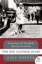 The Red Leather Diary Paperback  by Lily Koppel