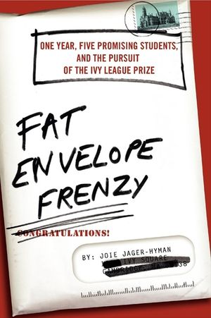 Fat Envelope Frenzy book image