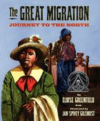 The Great Migration Hardcover  by Eloise Greenfield