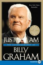 Just As I Am Paperback LTE by Billy Graham
