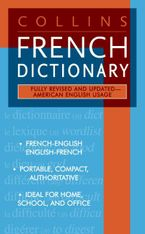 Collins French Dictionary Paperback  by HarperCollins Publishers