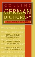 Collins German Dictionary Paperback  by HarperCollins Publishers