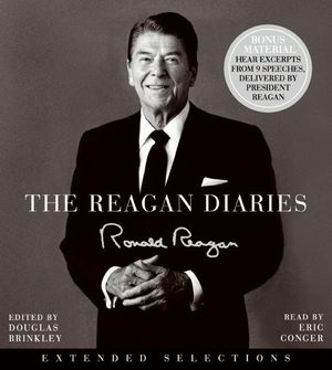 The Reagan Diaries Extended Selections book image