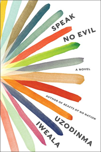 Image result for speak no evil book