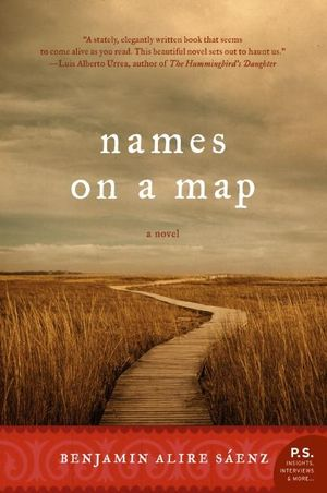 Names on a Map book image