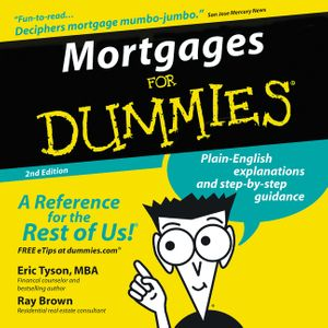 Mortgages for Dummies 2nd Ed. book image