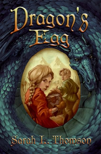 Best Book Covers Goodreads : Dragon s egg sarah l thomson hardcover