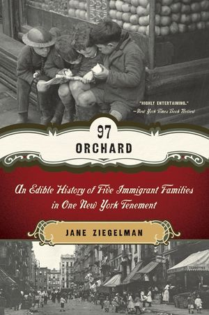 97 Orchard book image