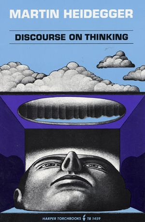 Discourse on Thinking book image