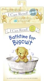 Bathtime for Biscuit Book and CD CD-Audio ABR by Alyssa Satin Capucilli