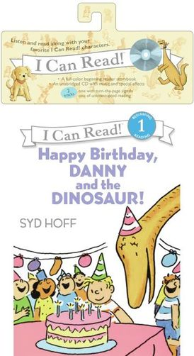 Happy Birthday, Danny and the Dinosaur! Book and CD