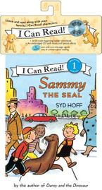 Sammy the Seal Book and CD