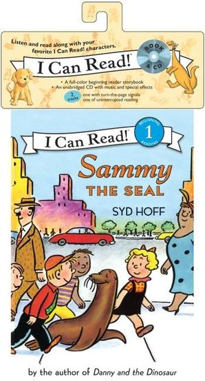 The Adventures of Sammy the Seal (Sammy to the Rescue Book 1)