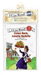 Come Back, Amelia Bedelia Book and CD