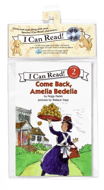 Come Back, Amelia Bedelia I Can Read Level 2