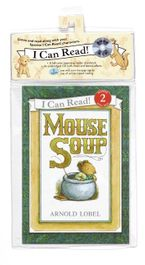 Mouse Soup Book and CD CD-Audio ABR by Arnold Lobel