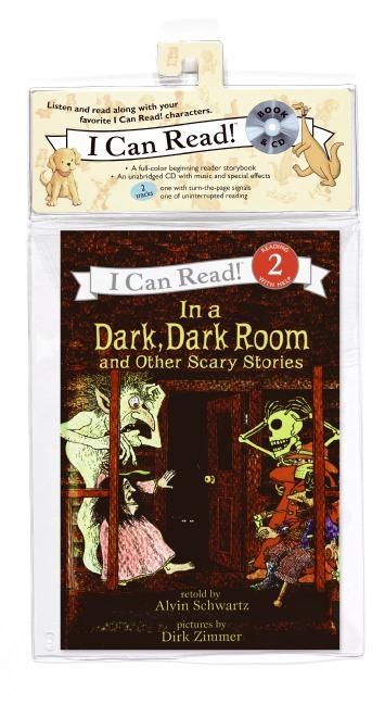 In a Dark, Dark Room and Other Scary Stories Book and CD - Alvin ...