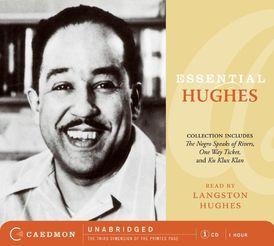 Essential Langston Hughes CD