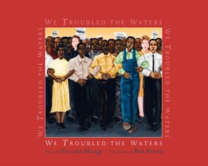 We Troubled the Waters book image