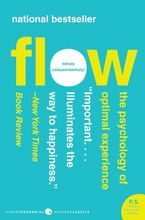 Flow Paperback  by Mihaly Csikszentmihalyi