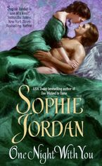 One Night With You Paperback  by Sophie Jordan