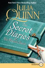 Secret Diaries of Miss Miranda Cheever Paperback LTE by Julia Quinn
