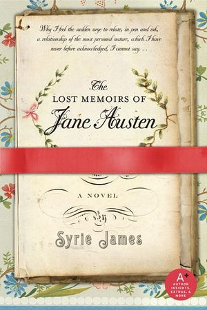 The Lost Memoirs of Jane Austen book image