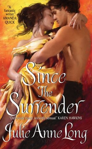 Since the Surrender Paperback  by Julie Long