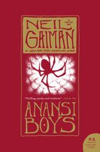 Anansi Boys Paperback  by Neil Gaiman