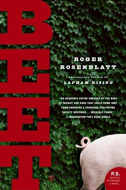 Beet Roger Rosenblatt Paperback border=