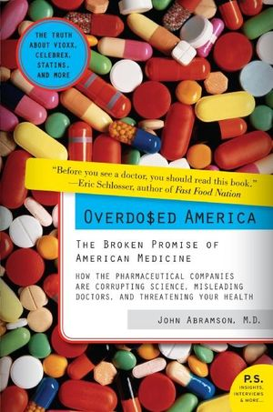 Overdosed America book image