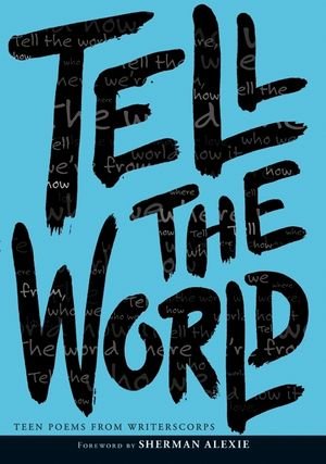 Tell the World book image