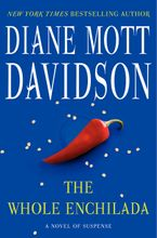 The Whole Enchilada Hardcover  by Diane Mott Davidson