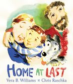 Home at Last Hardcover  by Vera B. Williams