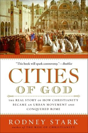 Cities of God book image