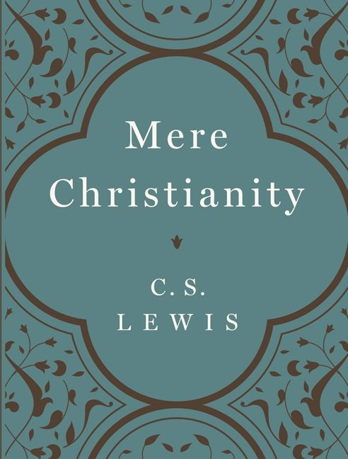 mere christianity book report - in cs lewis' book mere christianity, the obstinate toy soldier is a chapter with good points  approaching this paper by a factual report i will explain these.