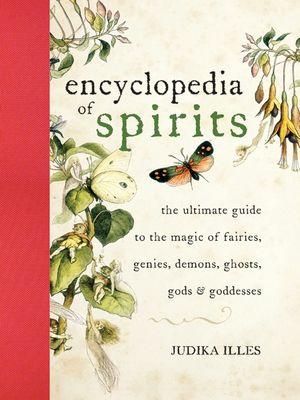 Encyclopedia of Spirits book image