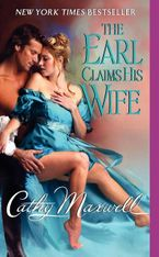 The Earl Claims His Wife Paperback  by Cathy Maxwell