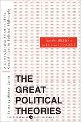 Great Political Theories V.1