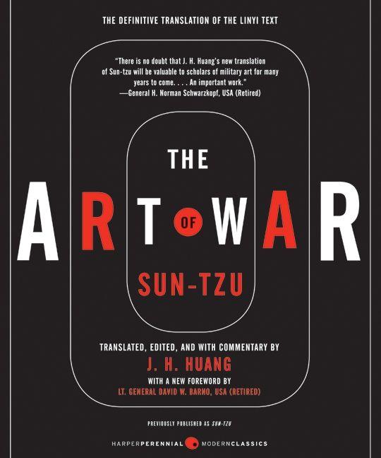 The Art Of War Sun Tzu Book