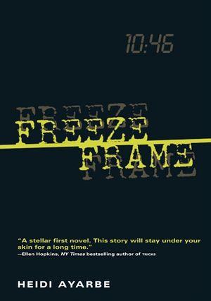 Freeze Frame book image