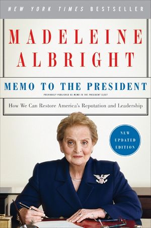 Memo to the President book image