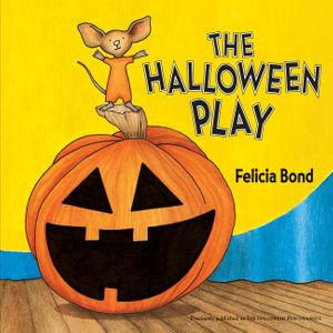 The Halloween Play book image