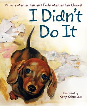 I Didn't Do It book image