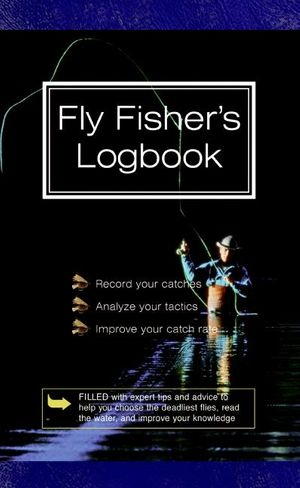 Fly Fisher's Logbook book image